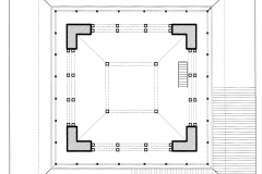 Kasthamandap Plan, Second Floor